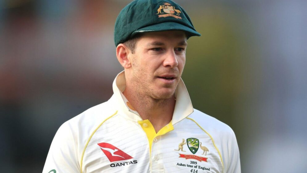 Tim Paine Breaks His Silence At Sunil Gavaskar's 'His Days As Captain Are Numbered' Remarks