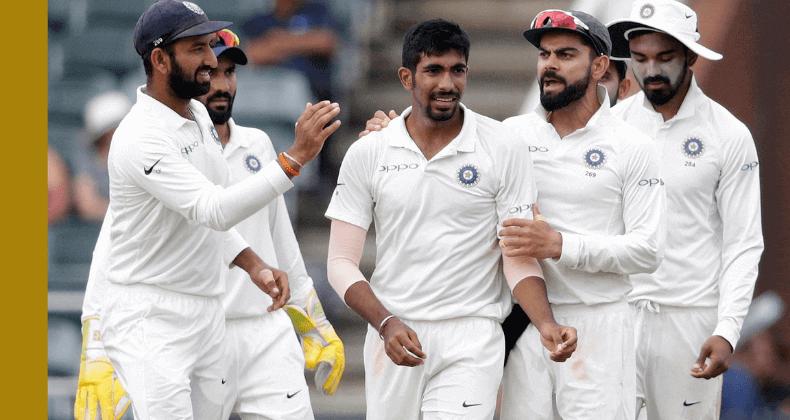 Indian Cricket Test Team