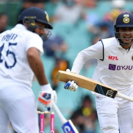 Watch: Marnus Labuschagne Sledges Shubhman Gill, Gets A Fitting Response From Indian Opener In 3rd Test