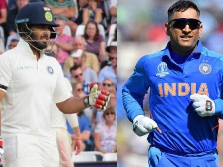 'Want To Make My Own Name In Indian Cricket,'- Rishabh Pant On Getting Compared With MS Dhoni
