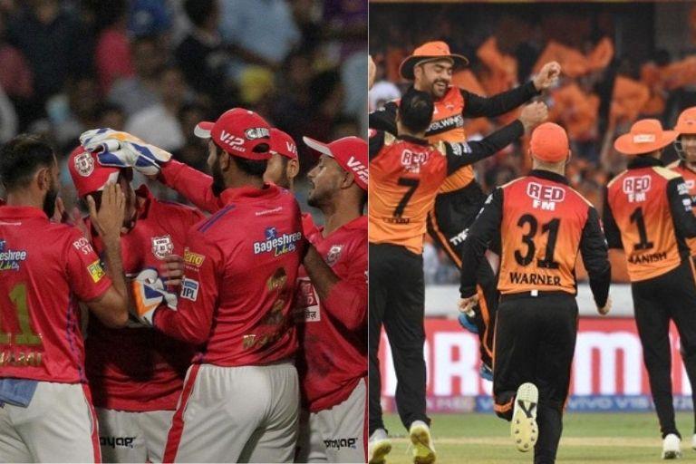 PBKS vs SRH Head to Head record in the IPL History