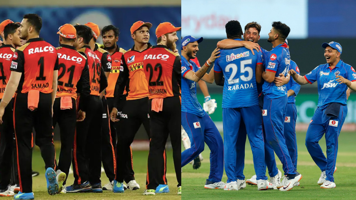 SRH vs DC Head To Head Records In IPL History