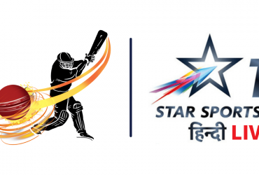 start sports 1 live banner with cricket player