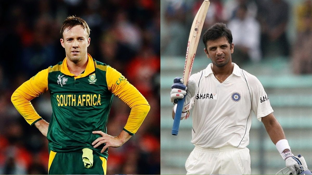 Away from the likes of AB de Villiers, it's a love to go crazy for the  classical Dravid