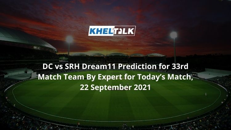 DC-vs-SRH-Dream11-Prediction
