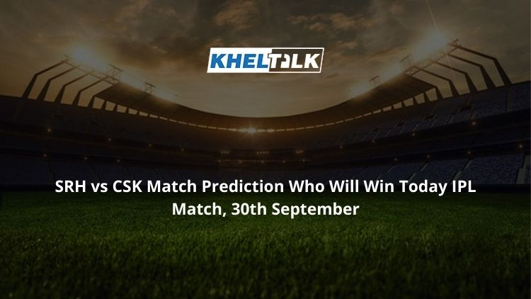 SRH-vs-CSK-Match-Prediction