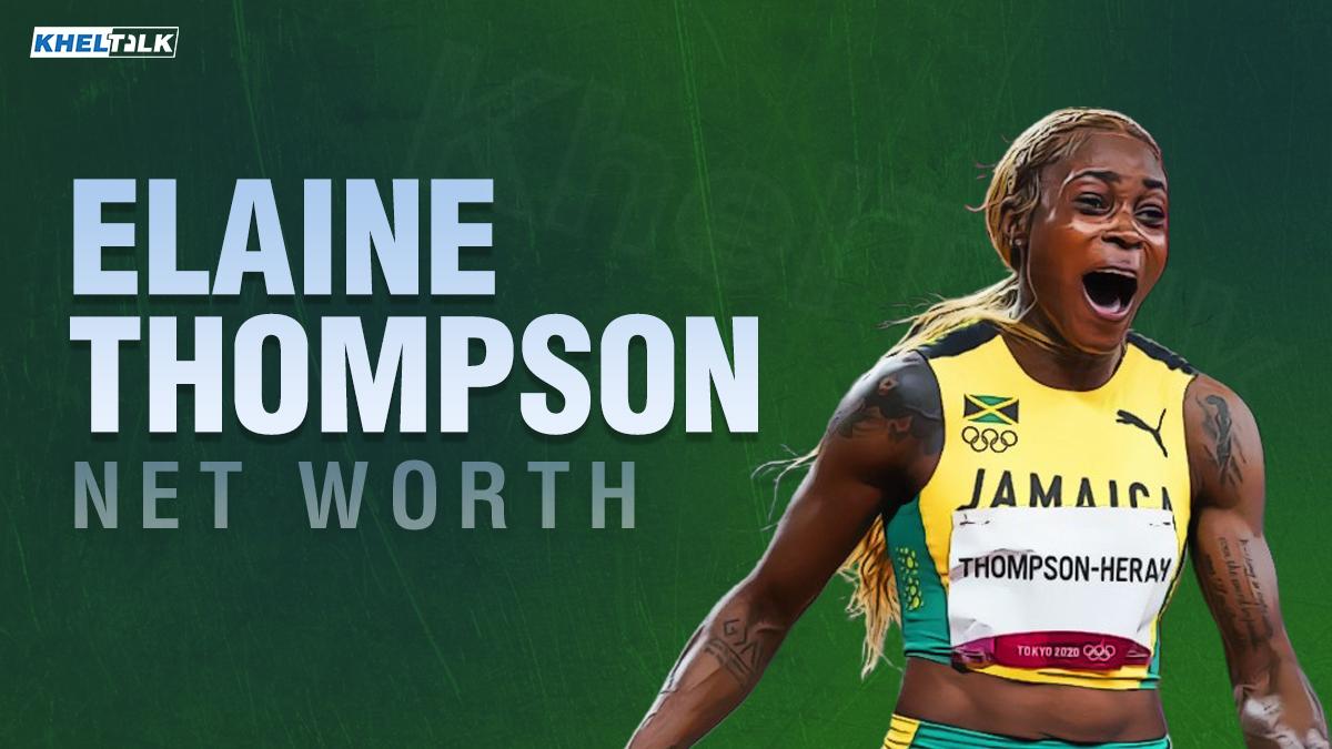 Elaine Thompson Net Worth