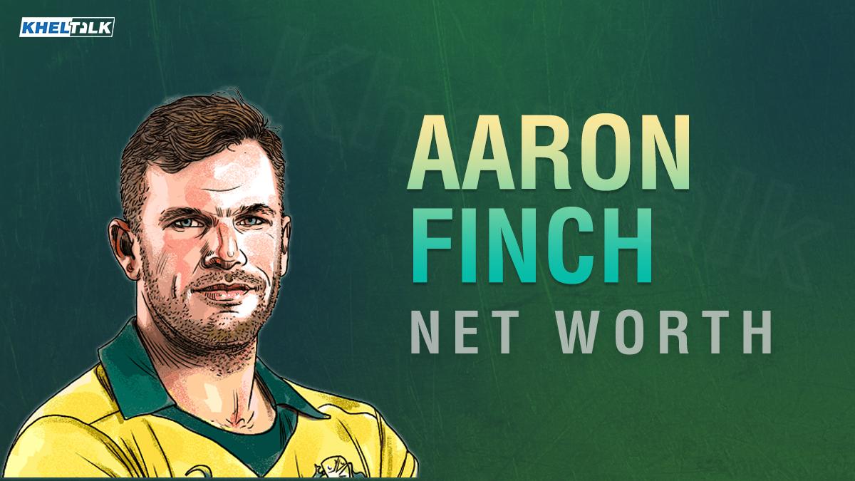 Aaron Finch Net Worth