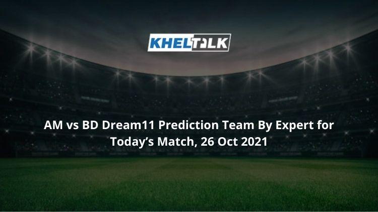 AM-vs-BD-Dream11-Prediction