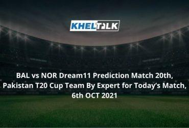BAL-vs-NOR-Dream11-Prediction