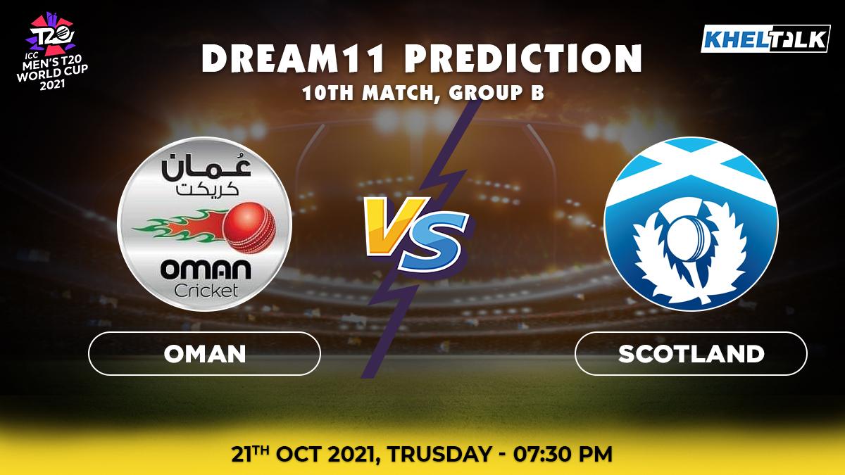 Oman-vs-Scotland Dream11